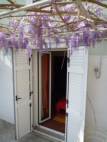 La Camera che da sul giardino